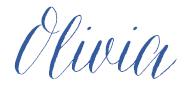 Olivia-Signature