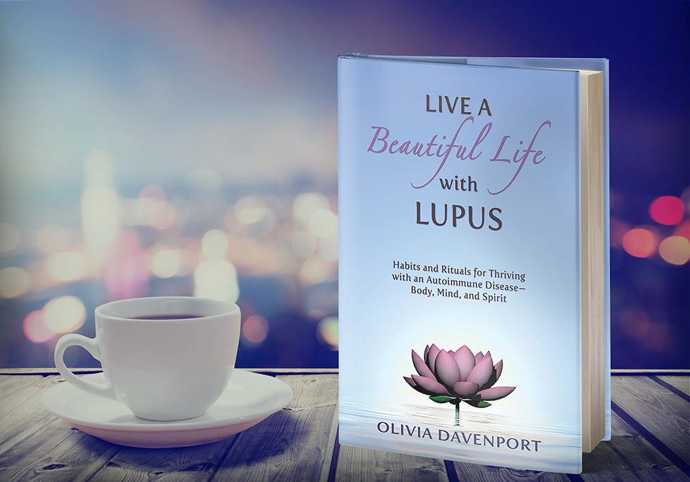 The Book: Live a Beautiful Life with Lupus